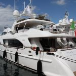 A bordo del Benetti Tradition 105