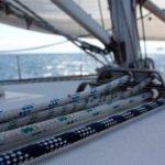 Como cuidar las cuerdas de los veleros