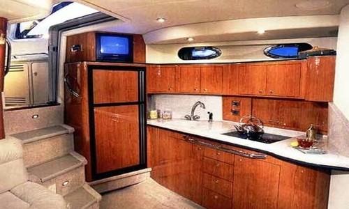 Cómo debe ser la cocina de un barco