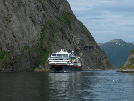 Cruceros sin lujos pero con paisajes de ensueño