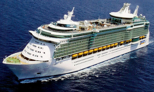 Disfrute del lujo en el Liberty of the  Seas de Royal Caribean
