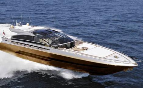 Una joya de oro navegante