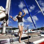 La vuelta al mundo en velero de Laura Dekker