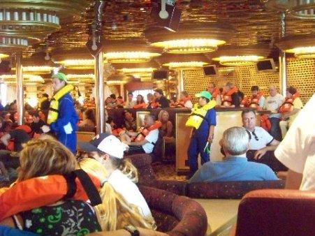 Medidas de seguridad en alta mar