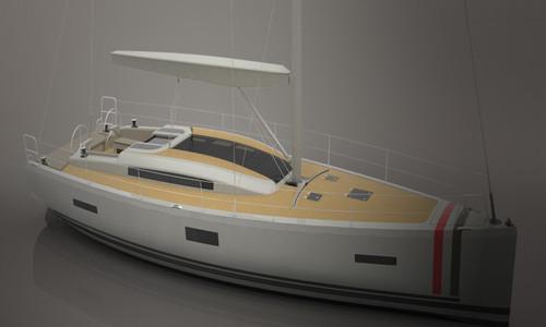Modernidad y distinción en el velero Aureux XV