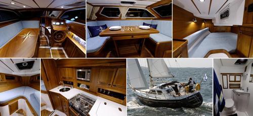 Nauticat 321 – Con espíritu finlandés