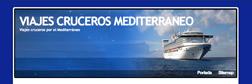 Guía sobre los cruceros en el Mediterráneo