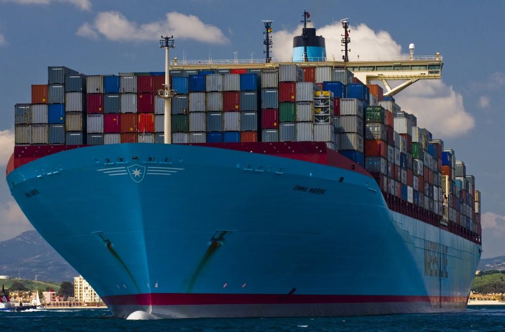 El carguero más grande del mundo