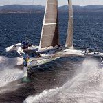 Hydroptere: Navegar y volar sobre el mar es posible