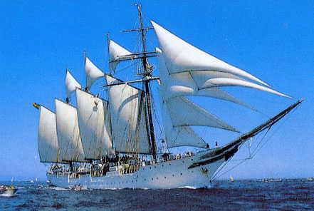 Los buques escuela