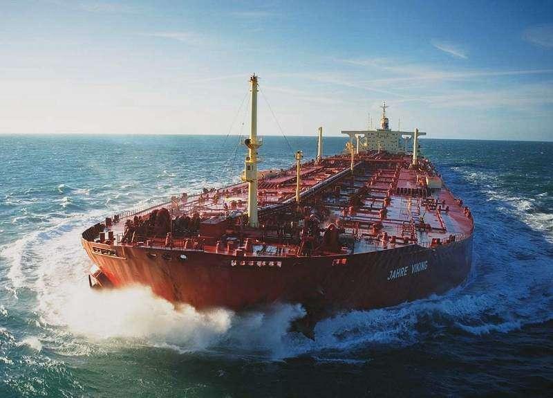 El barco más grande del mundo