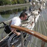 Embarcaciones adaptadas para discapacitados