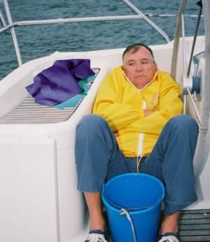 Cómo evitar el mareo a bordo