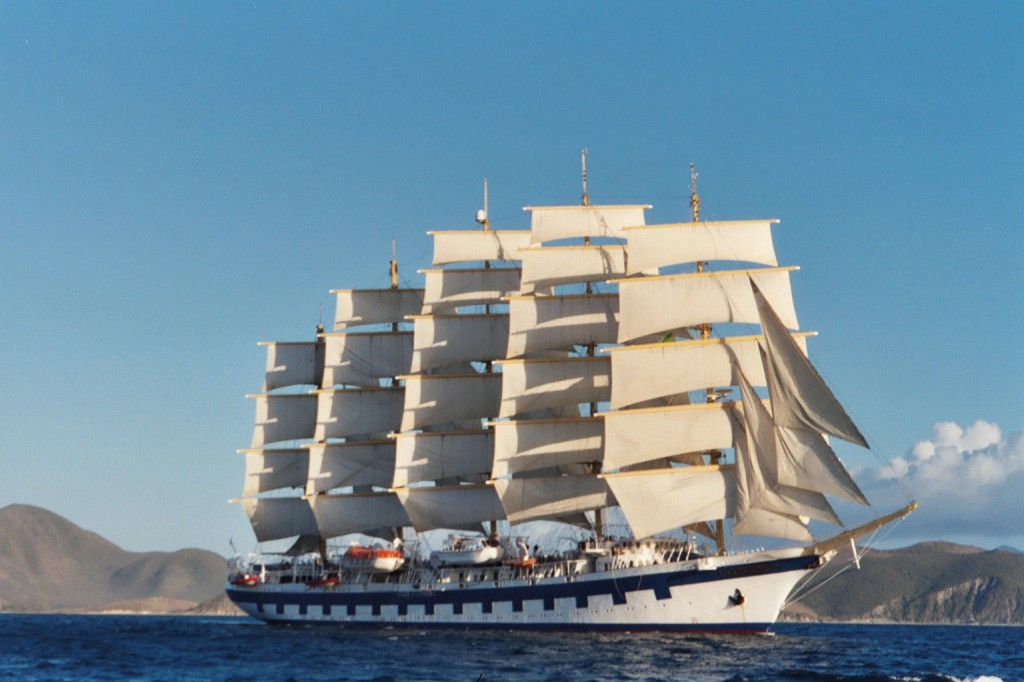 El Royal Clipper