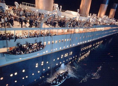 El Titanic será homenajeado por un crucero