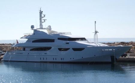 Barcos reales (Yates de los famosos)